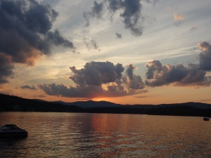newfound lake.  heaven on earth.