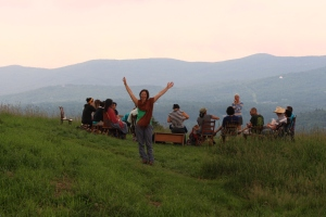 my fellowship.  my recent time in vermont not only challenged me in indescribable ways, but i met so many wonderful people, on a beautiful farm.